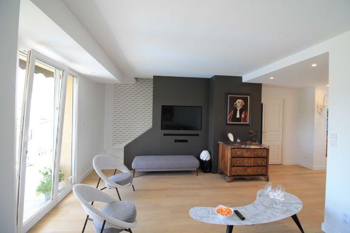 Concept Et Rénovation Du0027une Maison 1950